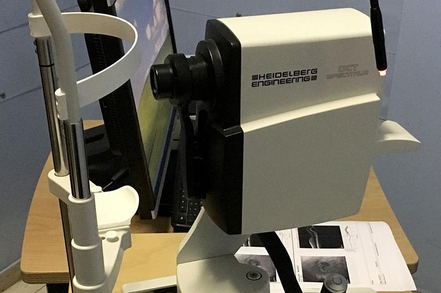 tomografia ottica computerizzata roma